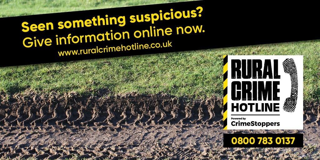 Rural Crime Poster